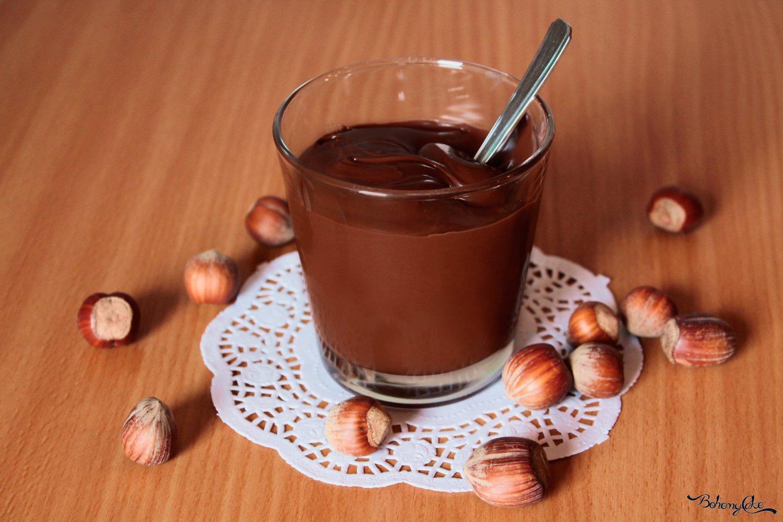 Ricetta Nutella Fatta In Casa.Nutella Light Fatta In Casa Bohemycake