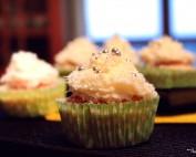 Cupcakes limone e cocco
