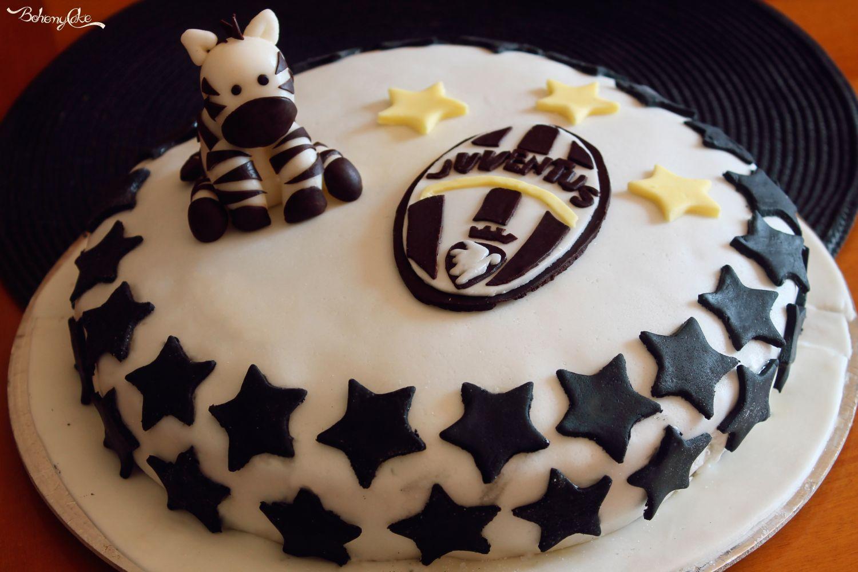 Torta Juventus Bohemycake