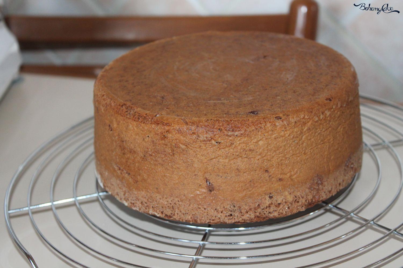 Torta Rocher - BohemyCake