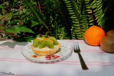 arancia e kiwi