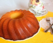 torta soffice alla panna
