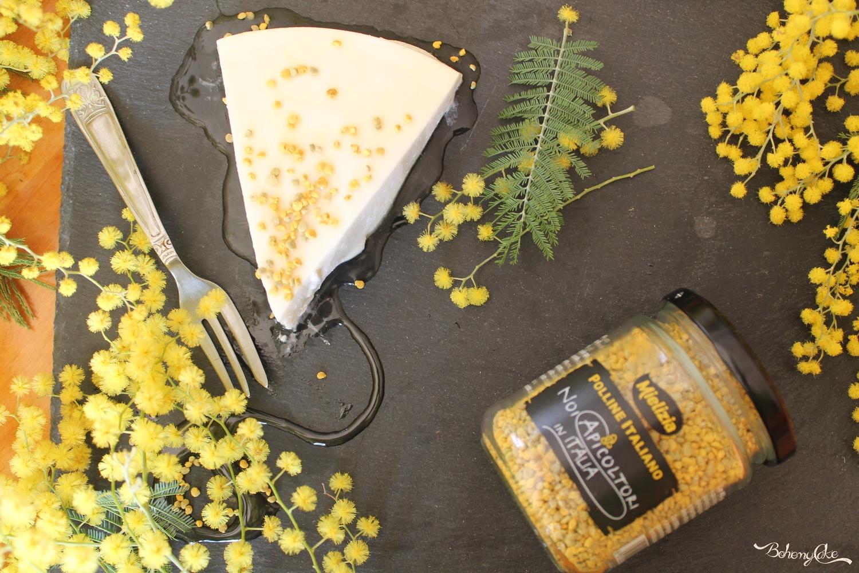 Bavarese cremosa al miele