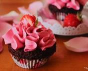 Cupcake fragolosi senza glutine