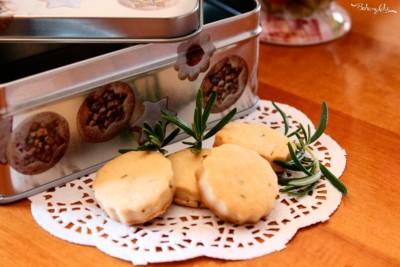 Biscotti rosmarino