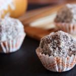 Bocconcini al cioccolato senza glutine
