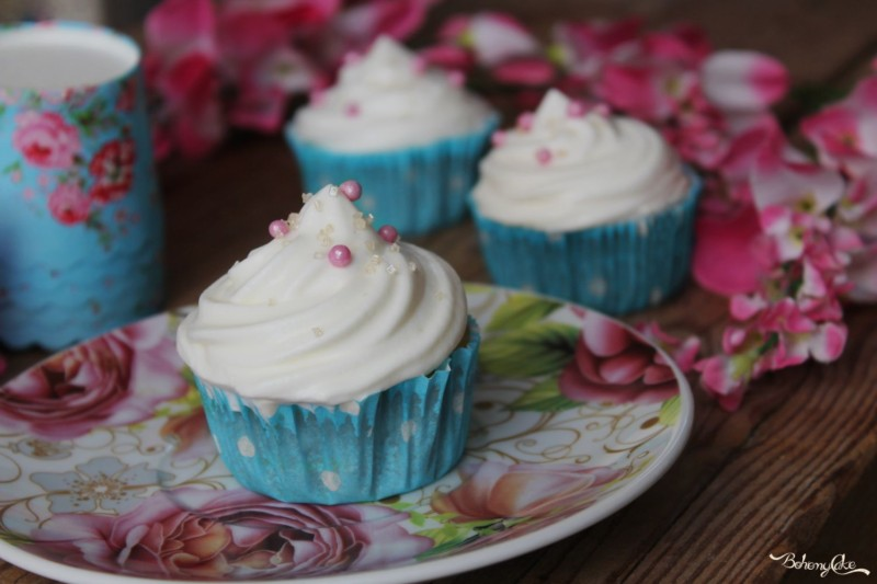 Cupcake alla vaniglia