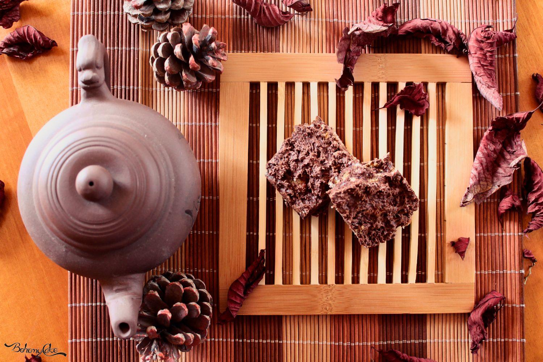 Brownies senza cottura