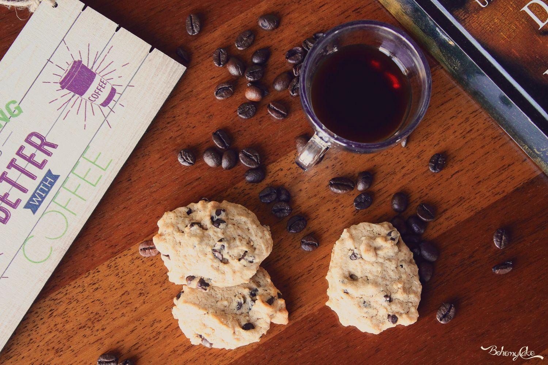 Biscotti caffè e mandorle