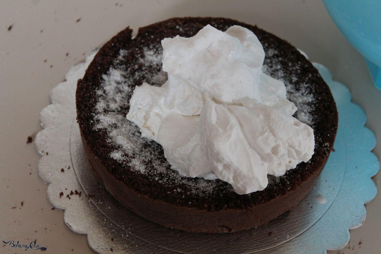 Torta ciocco-cocco farcita