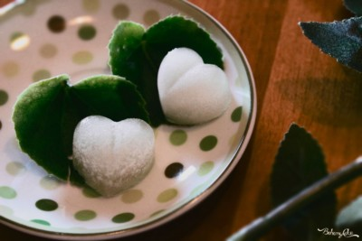 Gommoselle al tè verde