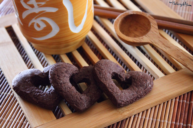 Biscotti cacao e panna