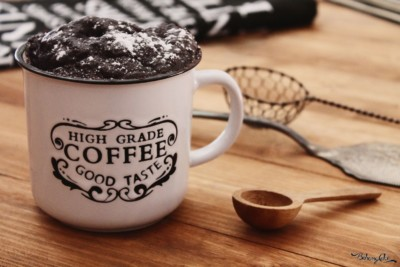 Mug Cake al cacao