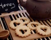 Biscotti al miele senza uova