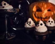 Cupcake fantasmini