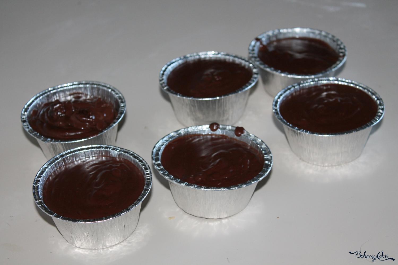 Budino furbo al cioccolato