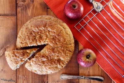 Torta di mela annurca light