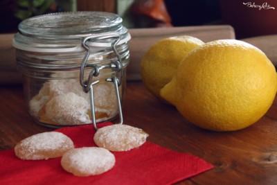 Caramelle miele e zenzero