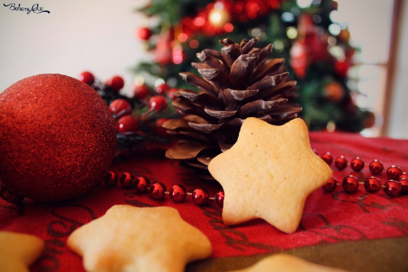 Stelline pepate di Natale