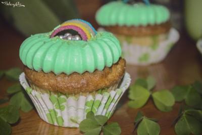 Cupcake di San Patrizio
