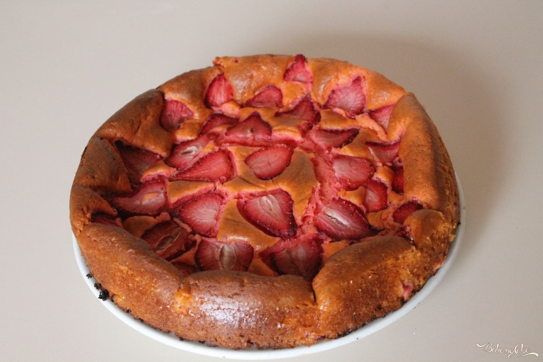 Torta fragolosa soffice soffice