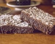 Brownies cocco e cioccolato