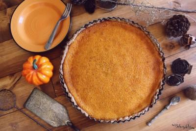 Pumpkin Pie Americana