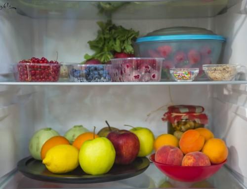 Come pulire il vostro frigorifero