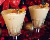 Pandorotti con crema la mandarino