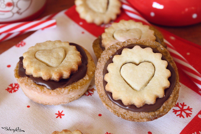 Nutella biscuits fatti in casa