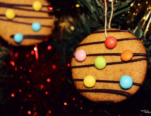 Biscotti palline di Natale
