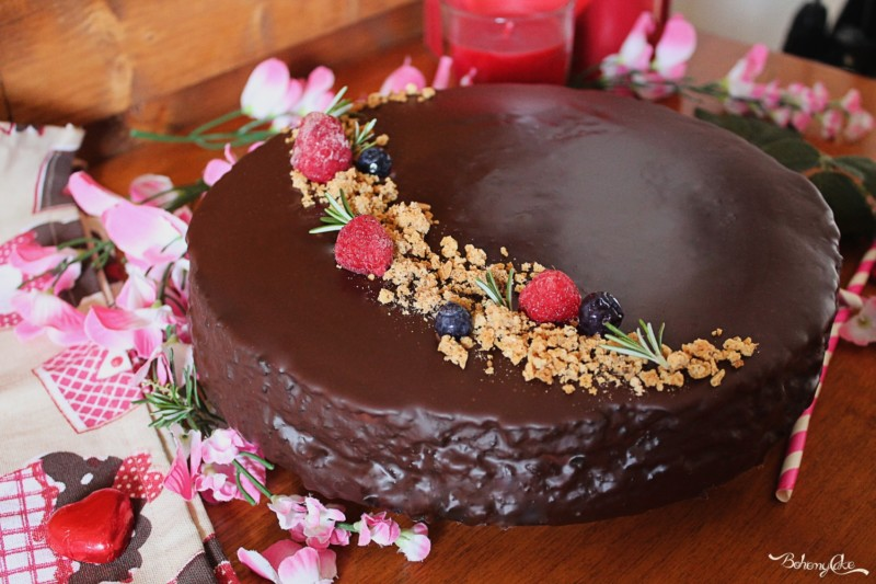 CioccoLove Cake
